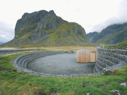 Architecture Meets Nature on Norway's Detour Routes - ABC News