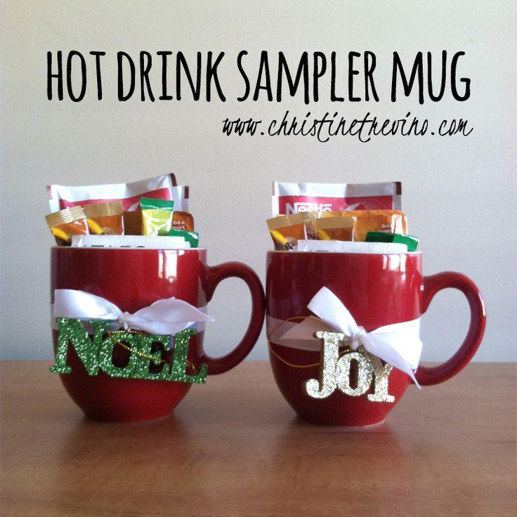 Simple DIY Christmas gift
