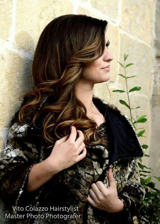 """Testimonial For a Season"" Hair FABRIZIO COLAZZO Make Up ELISA COLAZZO Foto: Cristian Giangreco #fashion #hair #style #vitocolazzoparrucchieri"