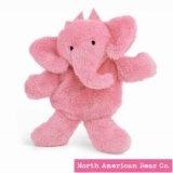 Pink Elephant FlatoPhant Rattle