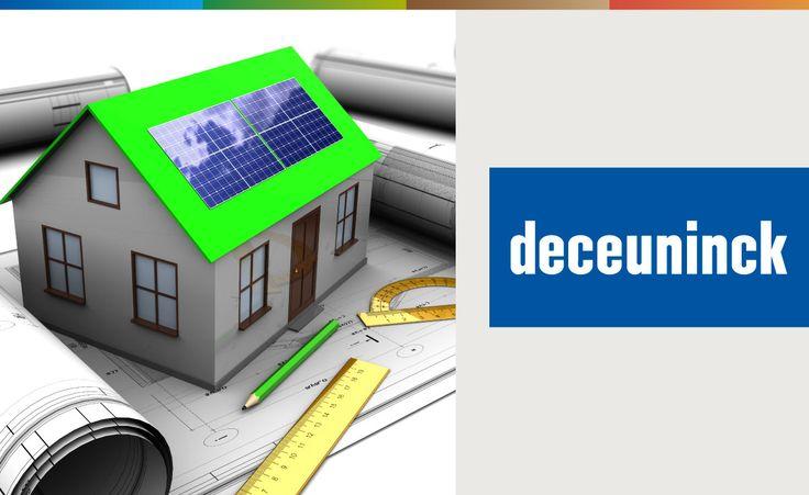 """La casa ecologica dei tuoi sogni secondo Deceuninck deve riuscire ad offrire comfort abitativo rispettando i criteri di ecosostenibilità (risparmio energetico e basso impatto ambientale).  Una sorta di guida alla costruzione di una casa #eco-friendly segue una serie di step fondamentali tipici dell'edilizia """"#green"""": la scelta dell'area, la progettazione, i #materiali, i #consumi, il #clima... #Deceuninck #casa #ecosostenibile #finestre #risparmioenergetico"""