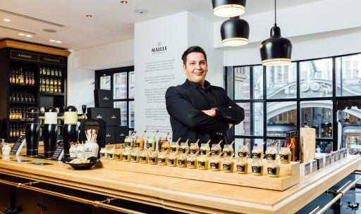 Harry Lalousis, Mustard Sommelier
