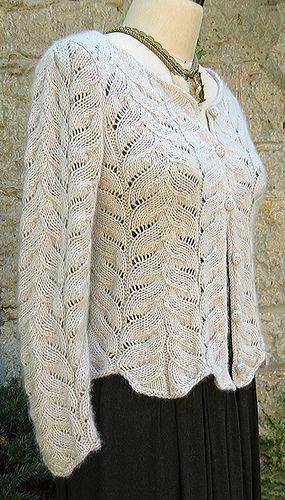 Angel Wing Sweater by Carol Sunday