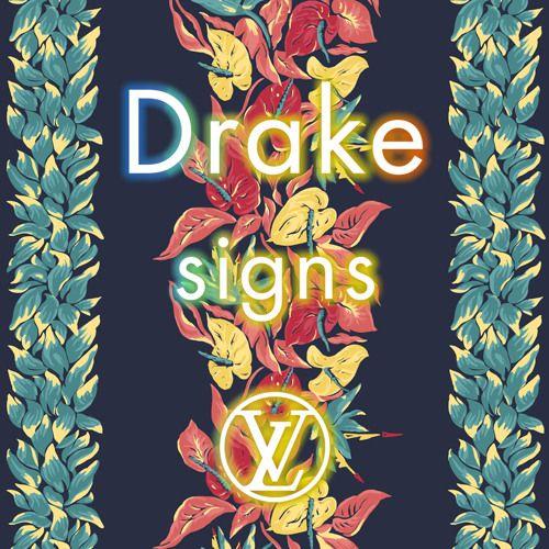#Streaming #Drake's #NewRelease #Signs @soundcloud! #Billboard #Designer #Fashion #HipHop #Music #NewMusicFriday #NewSingle #OctobersVeryOwn #OVO #OVOSound #Rap #YMCMB www.drakeofficial.com