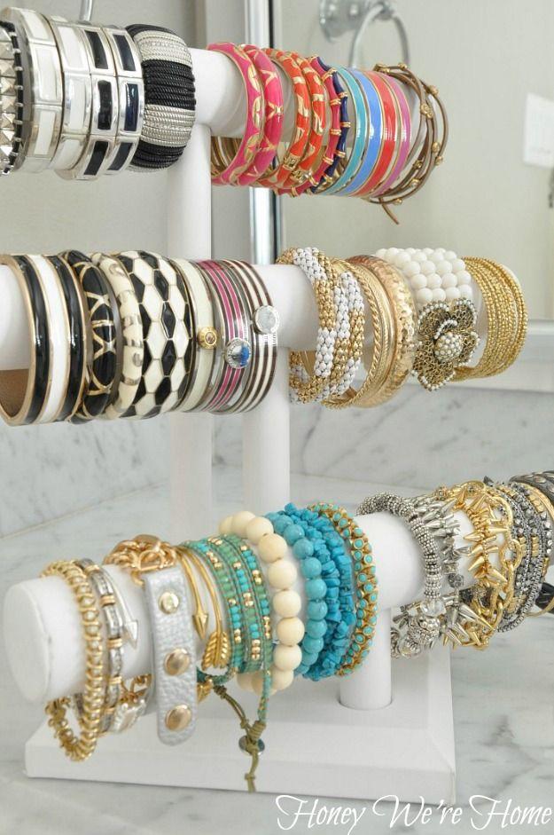 Stacked/Layered Bracelets