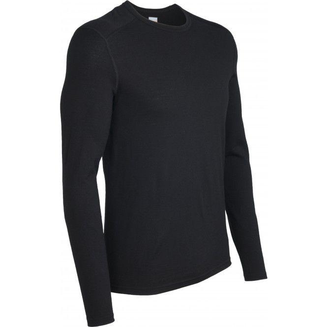 Kläder och utrustning för ditt friluftsliv Icebreaker MENS OASIS LS CREWE - Naturkompaniet