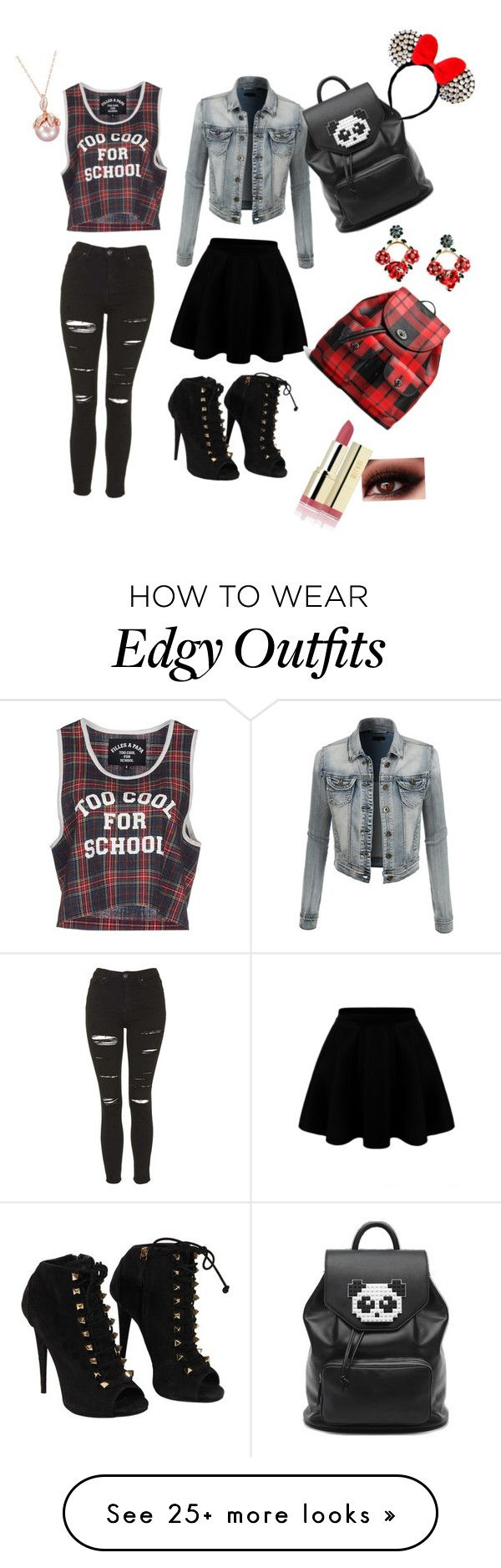 Best 25+ Edgy school outfits ideas on Pinterest | Edgy outfits Ootd and Tumblr fall outfits