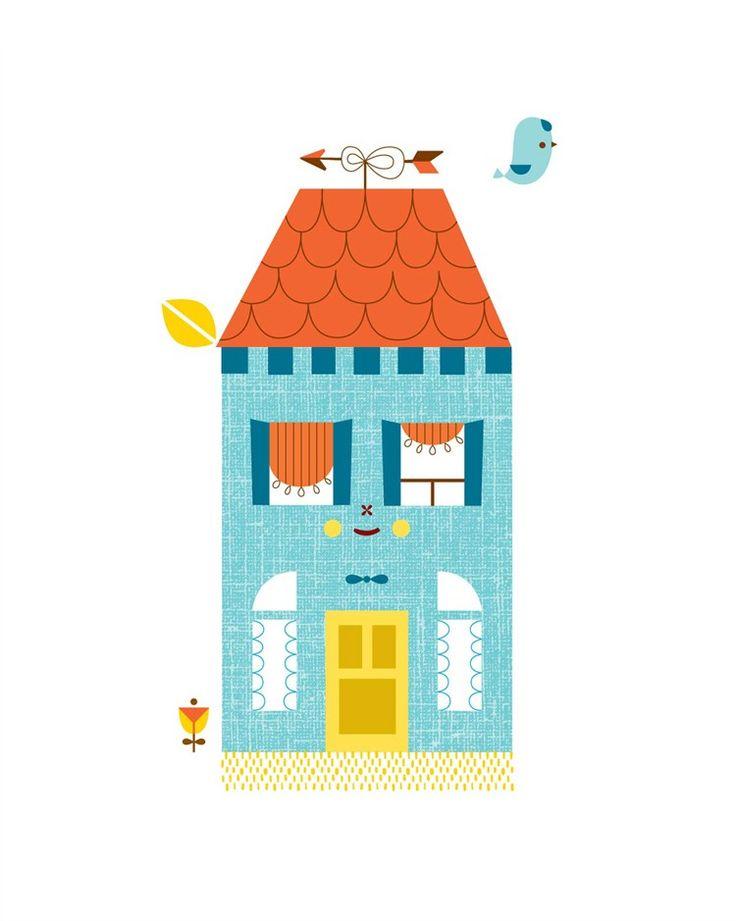 MR HOUSE by suzy ultman