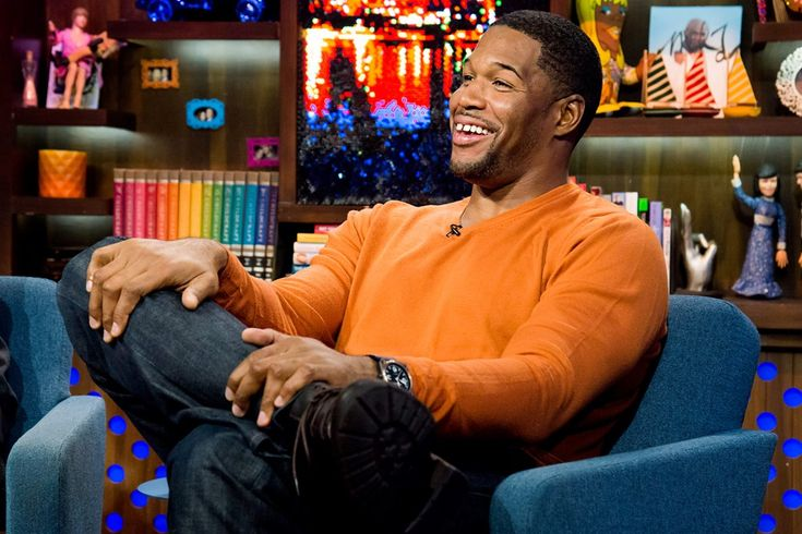 Michael Strahan Angers 'Good Morning America' Co-Hosts - Lara Spencer And George Stephanopoulos #MichaelStrahan celebrityinsider.org #TVShows #celebrityinsider #celebrities #celebrity #celebritynews #tvshowsnews