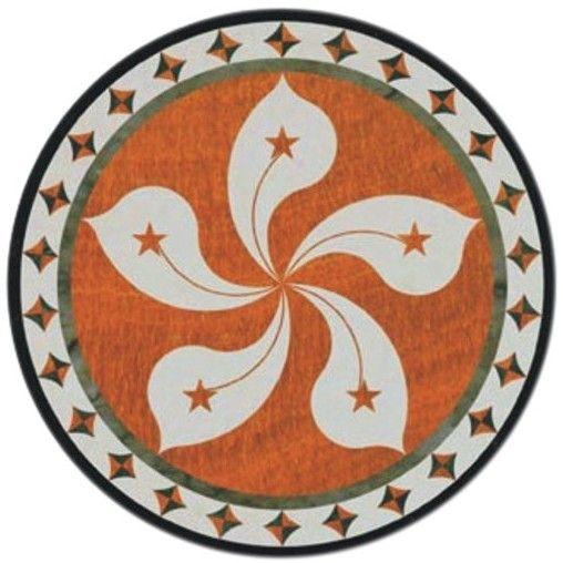 Granite Floor Inlays : Best images about stone waterjet medallion on pinterest