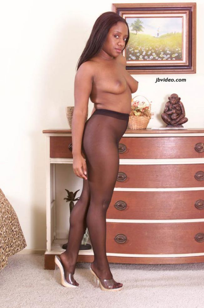 Ebony Pantyhose Videos 15