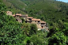 In Portugal's mountains, an ecotourist haven rises from abandoned stone villages - via The washington Post 09-03-2017 | The reclaimed Schist Villages offer hiking, biking and a taste of the old ways.
