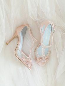 Zobacz zdjęcie Ręcznie robione buty ślubne Bella Belle Shoes. Cuda!