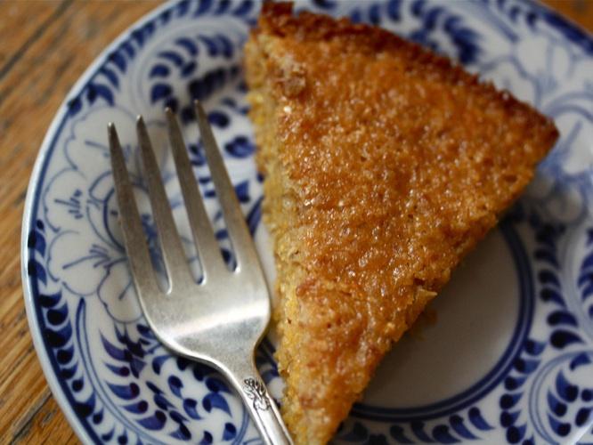 Hazelnut Flour Cake Gluten Free