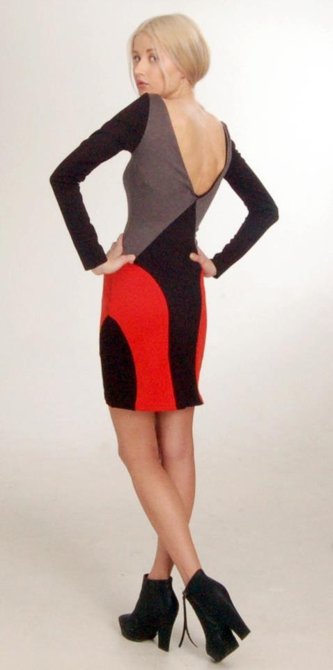 short dress Fall/Winter 2013 collection