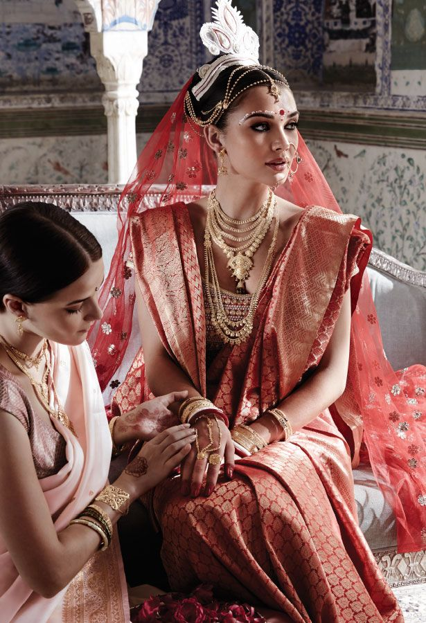 Tanishq Bengali Bride Wedding Jewellery Collection(3)                                                                                                                                                                                 More