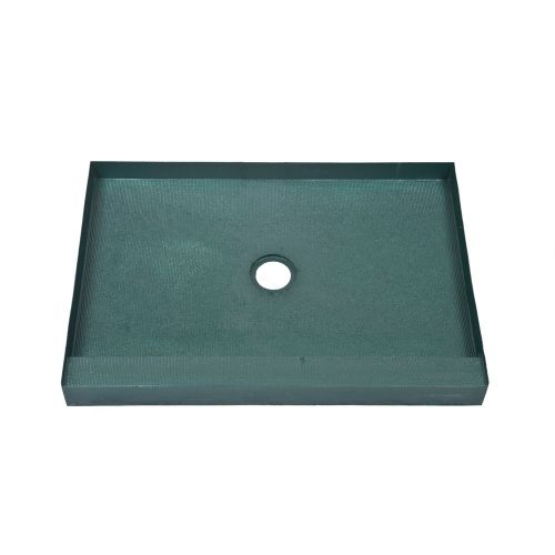 """32"""" X 48"""" (Center Drain) Tileable Shower Base - (*PRICE INCLUDES SHIPPING)"""