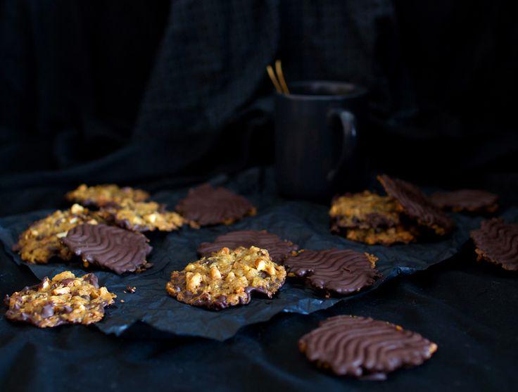 The Kiwi Cook | Florentines | http://thekiwicook.com