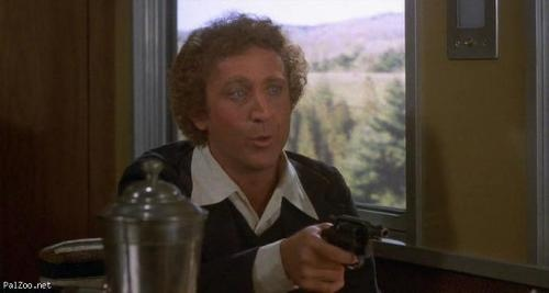 Gene Wilder as George, 1976