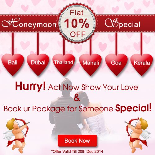@ Special Deal on domestic and international honeymoon Package booking. More details visit http://www.shivamtravels.net/ #honeymoon #special #deal #delhi #bali #manali #goa #kerala #bali #dubai #packages