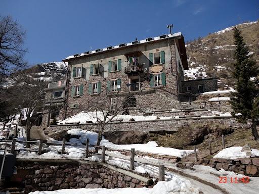 Rifugio Tavecchia - Bocca di Biandino