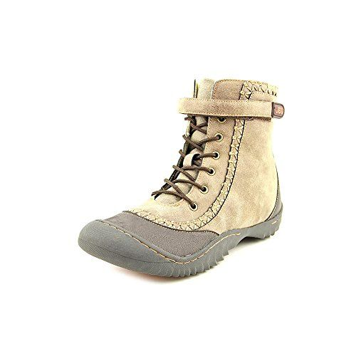 JBU by Jambu Sami Womens Chocolate/Carrot Vegan Winter Boots * For more information, visit image link.