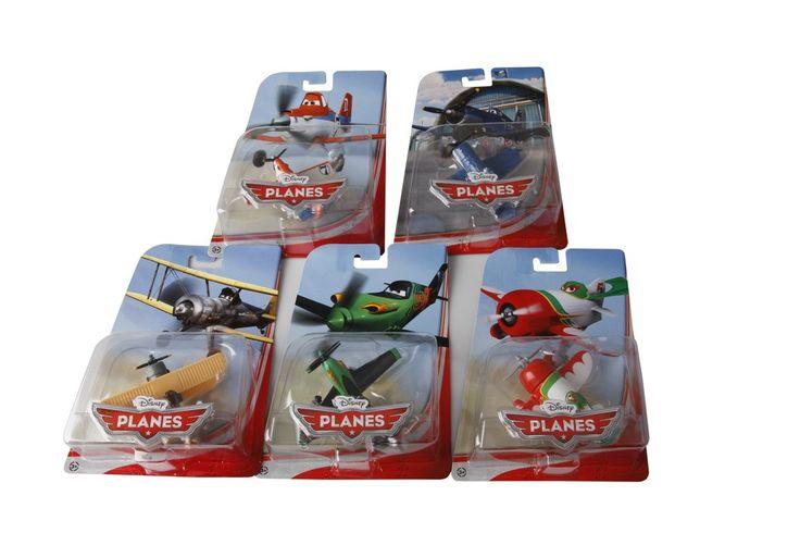 Planes letadla - Bambule Království hraček