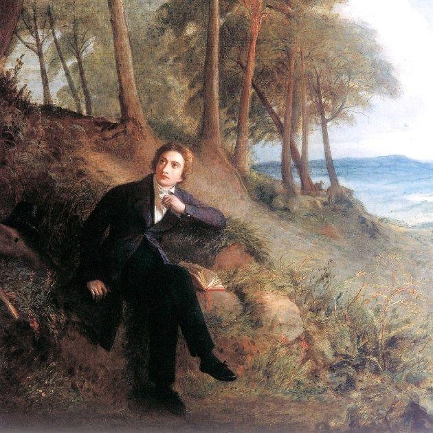 John Keats, ο ποιητής