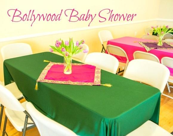 Bollywood Baby Shower  #bollywood