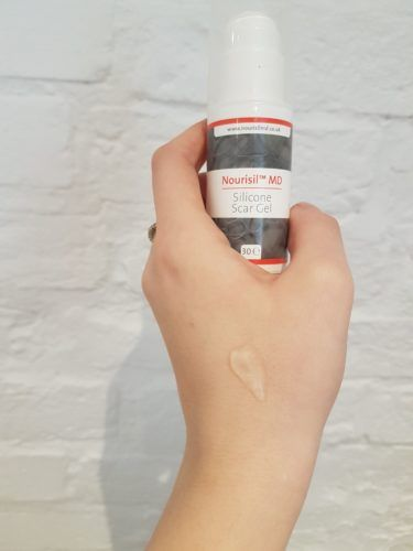 On the blog today is Emily's review on @NourisilMD silicone Scar Gel ttp://www.dermacaredirect.co.uk/blog/nourisil-md-sili…r-product-review/  #silicone #scar #gel #nourisilmd #dermacaredirect