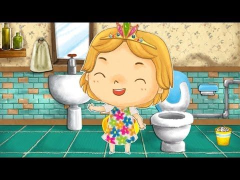 Potty song for kids | Poop Song | potty training video | Nursery Rhyme - YouTube