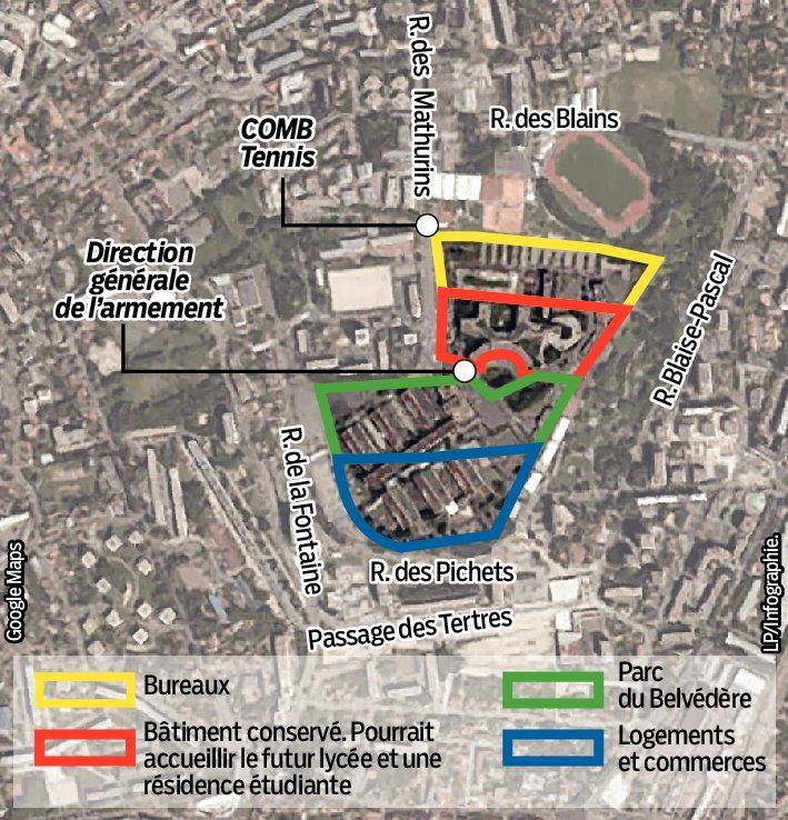 Bagneux : ce qui va se faire sur le nouveau quartier de 16 ha