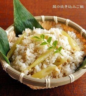 大人味♪ 蕗の炊き込みご飯|レシピブログ
