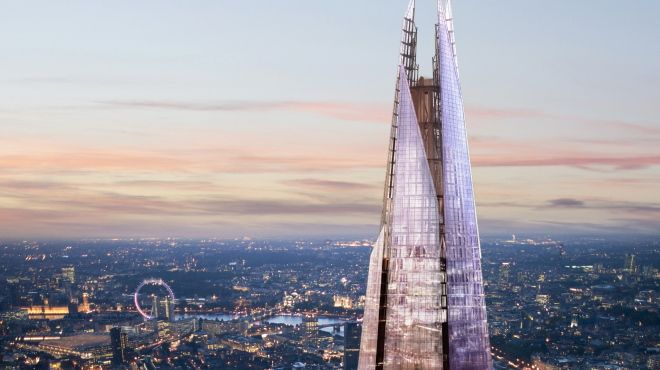 London's tallest building has not been universally well received. For every fan of architect Renzo Piano's crystalline, church steeple-inspi...