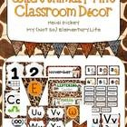 This 137 page Zoo/Jungle Animal Print Classroom Decor Pack will get you started on making your classroom a great Zoo/Jungle Adventure. This decor...