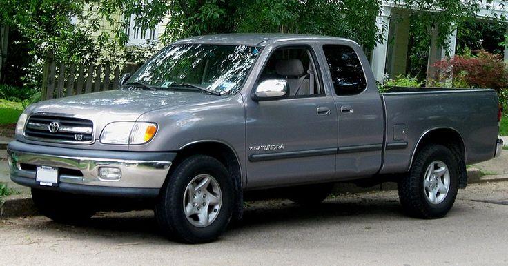 2000-2002 Toyota Tundra -- 05-28-2011 - Toyota Tundra - Wikipedia