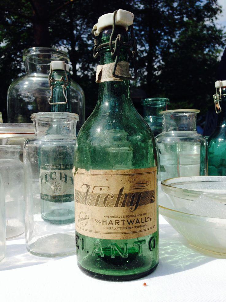 Hartwall Vichy Original #riihimäki #lasitapahtuma