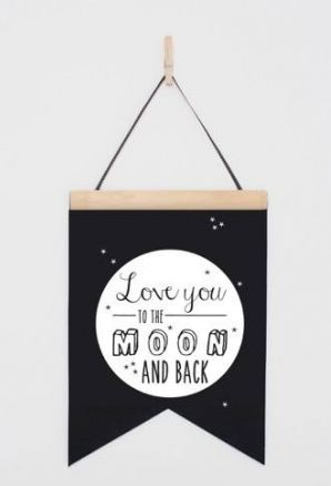 Express your love for mum with this fun felt flag from Texan Art Schools - just $29.90