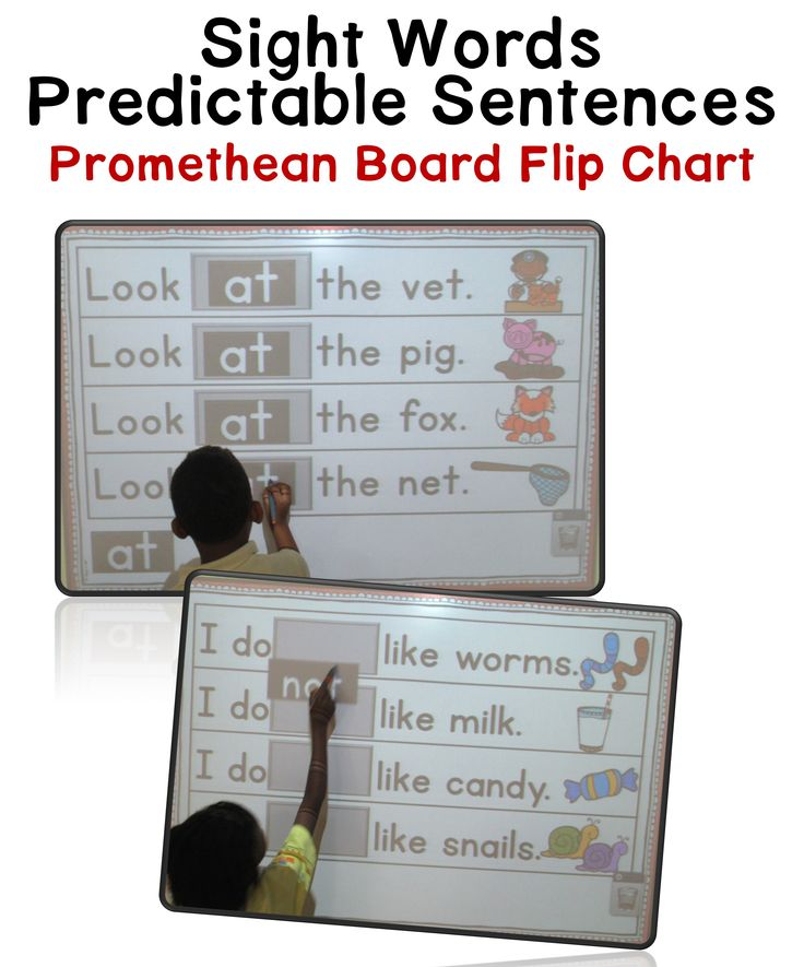 Kindergarten Calendar Flip Chart : Best school predictable charts images on pinterest