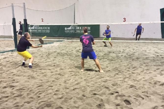 Va in scena sabato il Master finale del torneo autunnale di doppio maschile di beach tennis sui campi del Tennis Viserba.
