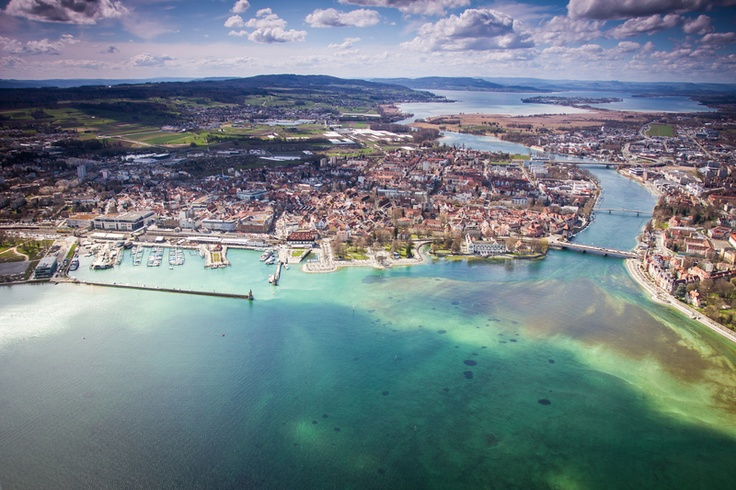 Constance & Lake Constance, Germany