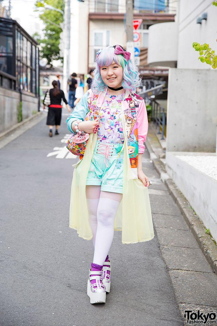 17 best ideas about harajuku on harajuku