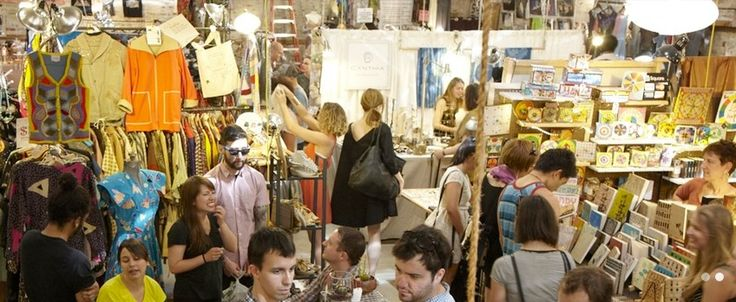Artist & Flea Market, Brooklyn