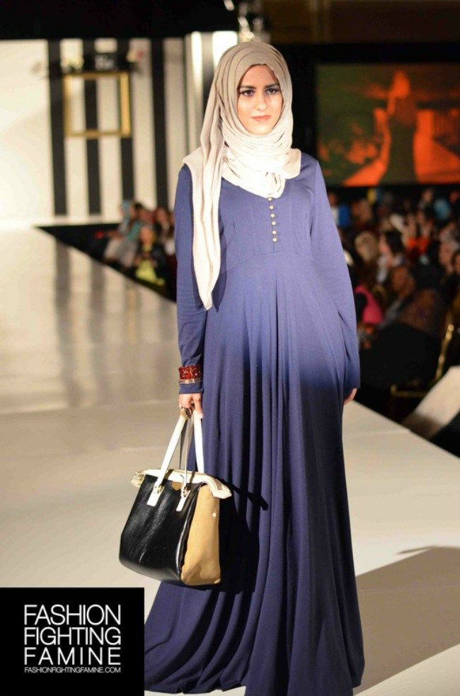 Australian brand Hijab House, Dubai based Abaya Addict, and London brand Inayah all walked the Fashion Fighting Famine runway last month. The ladies of FFF styled each of these runway…