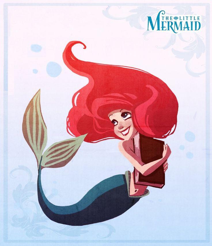 Ariel - The Little Mermaid                                                                                                                                                                                 Mais
