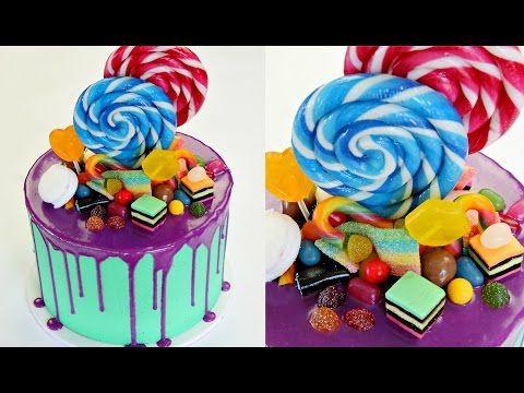 how to make birthday cake youtube