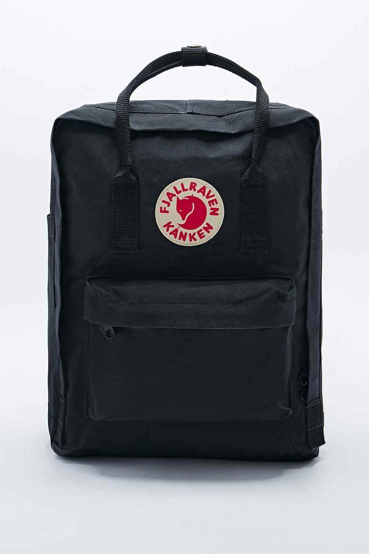 sac à dos fjallraven noir