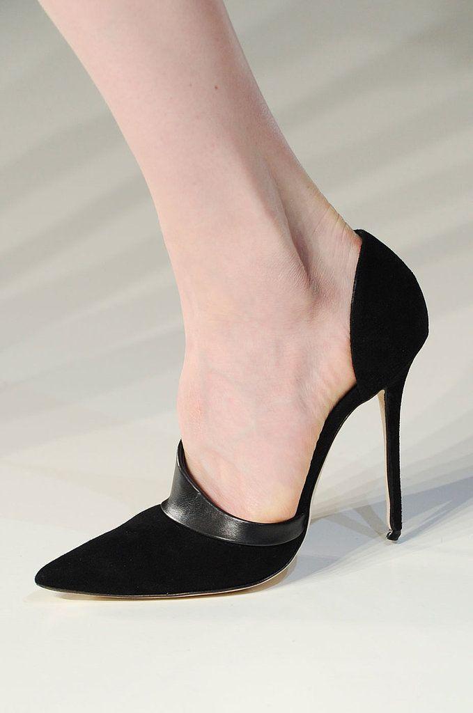 Zapatos de mujer - Womens Shoes - Victoria Beckham Fall 2014