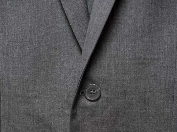 10 Ways To Spot A Cheap Suit | 1. Cheap Plastic Buttons. I don't really care about cheap v. non-cheap suits, but this was an interesting commentary on crafting a well-made suit.