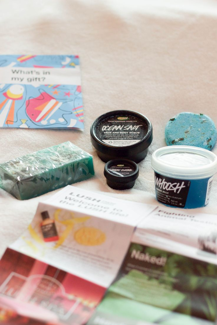 best-lush-products-to-try